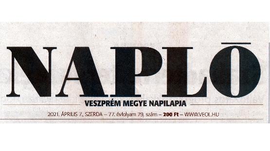 Veszprém megyei Napló az Acta Papensiáról